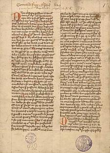 Sermones de tempore et de aliquibus sanctis ; Sermo de passione