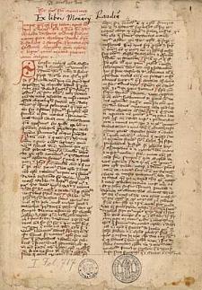 Exposicio omnium epistolarum (pars hiemalis)