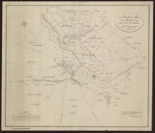Situations Plan der Stadt Gleiwitz mit ihren Vorstaedten und Umgebungen im Jahre 1812