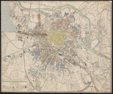 Die bauliche Entwickelung Breslaus von 1811 bis 1912