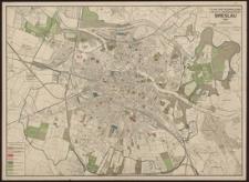 Plan der Königlichen Haupt-u. Residenzstadt Breslau