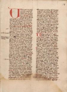Liber prothematum de santis; Abortivus. Sermones de sanctis; Excerpta ex Historia scholastica Pertri Comestoris