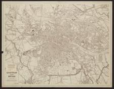 Stadtplan von Breslau