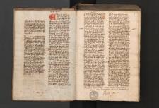 Tractatus contra errores Wiclefensium modernorum ; Dicta in X praecepta dei ; Casus summarii decretalium