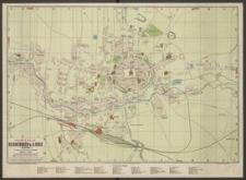 Pharus-Plan Reichenbach u. d. Eule : Schlesien