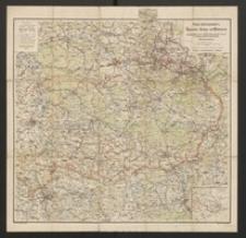 Paul Raschdorff's Übersichts-, Gruben- und Hüttenkarte des oberschlesischen (preuss.),mährisch-ostrau-karwiner (österreich.) und russisch-polnischen Industriebezirks