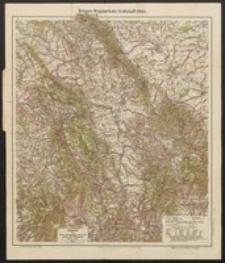 Briegers Wegekarte der Grafschaft Glatz