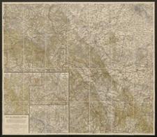 Karte des schlesischen Gebirges. Beilage der Schlesischen Zeitung