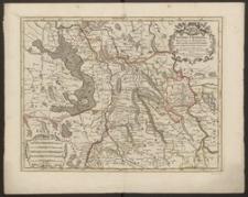 Gueldre Espagnole, ou Quartier de Ruremonde dans le Duché de Gueldre. Avec ses Enclaves dans les pays circomvoisins, dressé sur les memoires les plus nouveaux par le Sr. Sanson