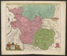 Transisalania Provincia vulgo Over-yssel auctore N. ten Have emendata a F. de Wit