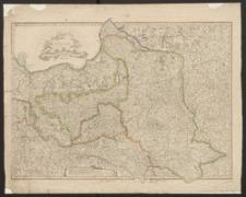 Polen unter Oesterreich, Russland und Preussen getheilt
