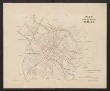 Plan von der Königlichen Haupt- und Residenz-Stadt Breslau