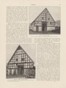 Das Bauernhaus im Deutschen Reiche und in seinen Grenzgebieten. Text