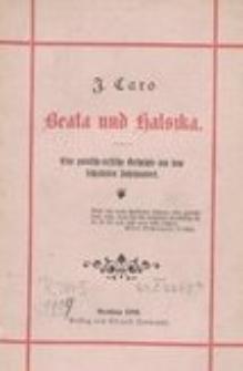 Beata und Halszka : eine polnisch-russische Geschichte aus dem 16. Jahrhundert