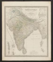 Vorderindien etworfen und gezeichnet von C.F.Weiland