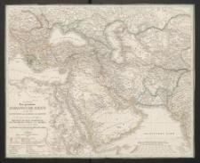 Das gesammte Osmanische Reich... etworfen und gezeichnet von C.F.Weiland