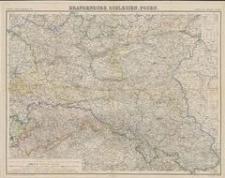 H. Kiepert's Karte der K. Preussischen Provinzen Brandenburg, Schlesien und Posen mit Einschluss des Königreichs Sachsen und des nördlichen Theils von Böhmen