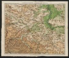 Landschaftskarte der Liegnitzer Gegend umfassend die 11 Städte Liegnitz, Goldberg, Haynau, Jauer, Steinau, Wohlau, Lüben, Schönau, Neumarkt, Parchwitz, Kotzenau