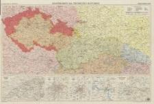 Sudetenland und die neugestaltete Tschecho-Slowakei