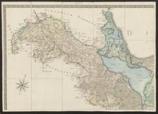 Karte des Königl. Preuss. Herzogthums Vor. und Hinter-Pommern nach speciellen vermessungen entworfen von D. Gilly