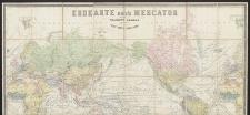 Erdkarte nach Mercator