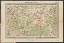Special-Karte des Kreises Rawitsch [...]