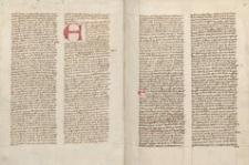 Postilla de tempore et de sanctis (de Gratia Dei). Partes I et II