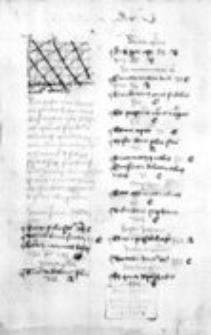 Sermones de tempore et de sanctis ; Tabula super materias meliores et utiles; Sermones de mortuis