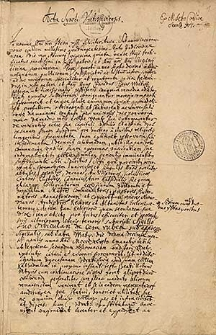 Acta Synodi Wratislaviensis