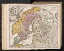 Scandinavia complectens Sueciae, Daniae et Norvegiae Regna
