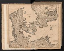 Dania Regnum in quo sunt Ducatus Holsatia et Slesvicum, Insulae Danicae et Provinciae Iutia, Scania, Blekingia et Hallandia