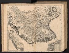Norvegia Regnum Divisum in suos Dioeceses Nidrosiensem, Bergensem, Opsloenensem, et Stavangriensem et Praefecturam Bahusiae Quae et Sont Subdivisae in in Caeteras partes minores