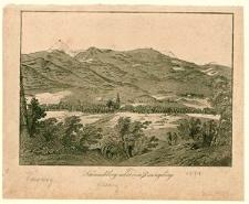Schmiedeberg nebst dem Riesengebirge