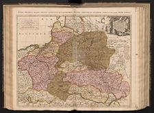 Estats de Pologne Subdiveses suivant Lestendue des Palatinats.