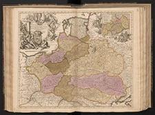 Friderico Augusto vere Augusto. Polon. Lithuan. Borus. Pomer. Regi. Duci. Principi. Saxon. Utr. Duci. S. Imp. Elect. haec. Imperii. Sui. Regna.