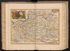 Polonia Secundu Modernos In Suos Palatinatus Divisa et ob Oculos posita per Jo. Ulr. Muller Med. Cand.
