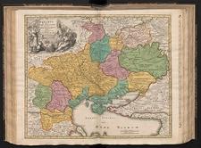 Ukrania quae et Terra Cosaccorum cum vicinis Walachiae, Moldaviae, Minorisque Tatariae provinciis exhibita a Ioh. Baptista Homanno.