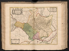 Typus generalis Ukrainæ sive Palatinatuum Podoliæ, Kioviensis et Braczlaviensis terras nova delineatione exhibens