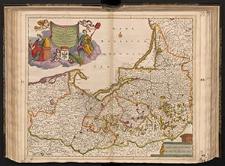 Ducatus Prussiae tam Polono Regiae quam Ducalis Brandenburgo Novissima Descriptio in tres Palatinatus et Ducatis in totidem Circulos et Minores Dominia.