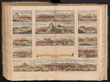 D'Voornaamste Fortressen van Hungaria uytgegeven de Theodoris Danckerts.