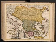 Regni Hungariae, Graeciae, Moreae, Totius Danubii, adiacentium que Regnorum, nec non Totius Graeciae et Archipelagi. Delineatio nova, expressa a Petro Schenk.
