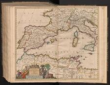 Accuratissima Occidentalioris districtus Maris Mediterranei tabula. Authore Iusto Danckerts