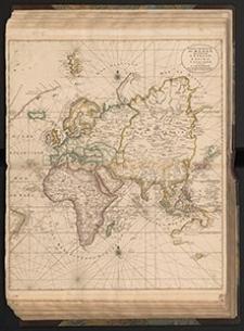 Partie Orientale du Monde qui contiennent L'Europe, L'Asie, et L'Afrique