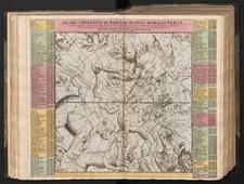 Globi coelestis in tabulas planas redacti [...] in qua Longitudines Stellarum fixarum ad annum Christi completum 1730 tam Arithmetice quam Geometrice exhibentur
