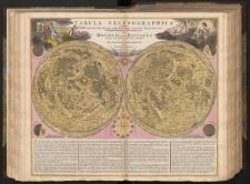 Tabula selenographica in qua Lunarium Macularum exacta Descriptio secundum Nomenclaturam Praestantissimorum Astronomorum tam Hevelii quam Riccioli Curiosis Rei Sidereae Cultoribus exhibentur