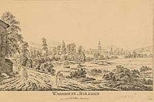 Warmbrunn in Schlesien