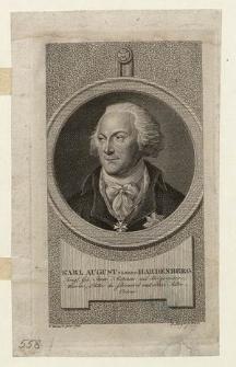 [Hardenberg Karl August von]