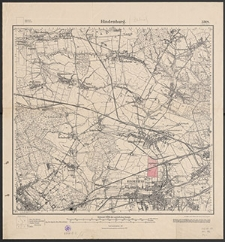 Hindenburg 3308 [Neue Nr 5678] - 1928