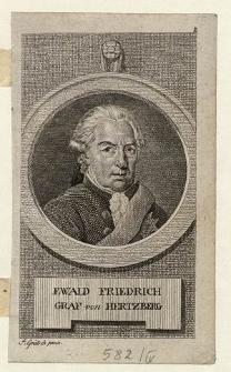 [Hertzberg Ewald Friedrich von]