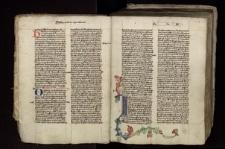 Biblia latina, pars I: Genesis-Ecclesiasticus
